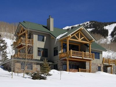 Photo for Amazing Home on Mt. Crested Butte w/ Hot Tub and Gorgeous Views!