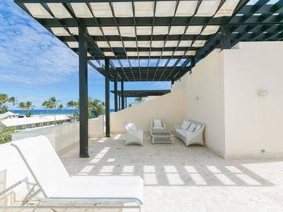 Photo for Beach Residency B6 - Ocean View! Walk to Dining, Inquire About Discount Promo