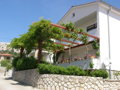 Photo for Holiday apartment Adriatic Sea at 250 m