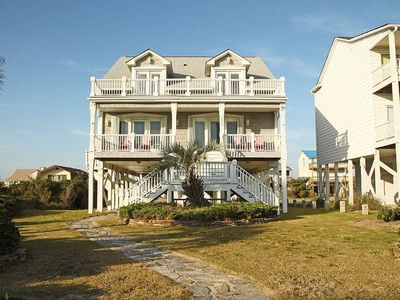 Photo for 726 West Beach Drive: 4 Bed/4.5 Bath Home with Ocean Views