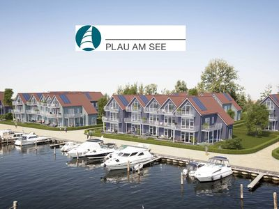 Photo for Hafendorf House 5 / Apartment 2 - 2 rooms in a quiet location, boat mooring optional P5 / A2