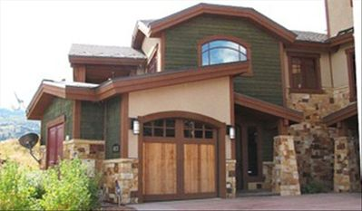 Photo for Park City! Luxury 4 Bedroom Townhouse @ the Canyons