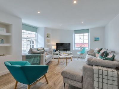 Photo for Shell Seekers - Central St Ives - Sleeps 6