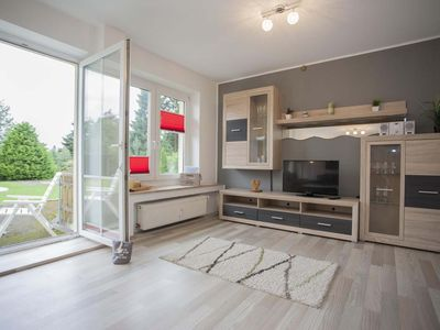 Photo for Perfect location! Modern apartment for 2-4 persons, near ski lift carousel and bike park