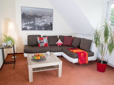 Photo for Cozy apartment in Münster-Gievenbeck with balcony
