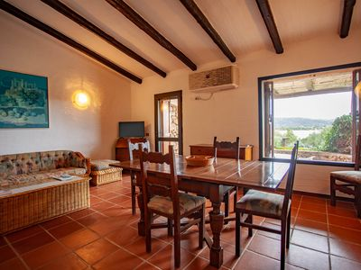 Photo for Caletta 10: 4 guests, swimming pool, tennis court