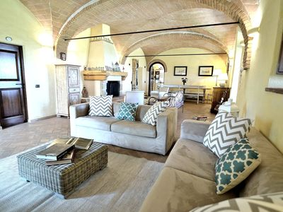 Photo for Entire private Villa in the heart of Tuscany