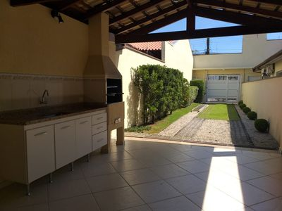 Photo for Large house for 12 people with barbecue and garage