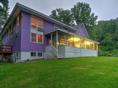 Photo for Lavender House - Holistic Paradise, 3 - 9 bedrooms