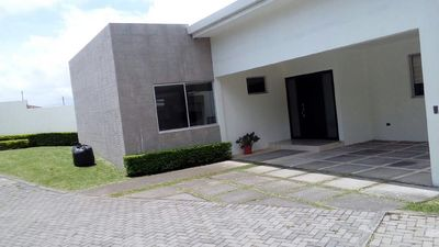 Photo for Luxurious House in Gated Community in San Jose, Costa Rica - Spectacular View.