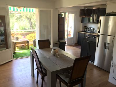 Photo for 3 spacious rooms in Cannes, 300m from the beaches of the Croisette and Palm Beach