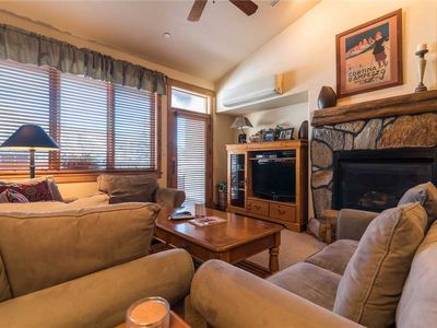 Photo for Expansive and Elaborate, Beautiful Vaulted Ceilings, You feel right at Home! A/C