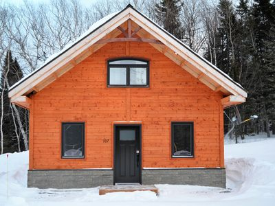 Photo for 2BR Chalet Vacation Rental in L'Anse-Saint-Jean, QC