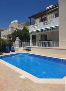Photo for 3 Bed Detached Villa, Private Pool. A/C, WiFi, Sky TV & Use Of Car all Included