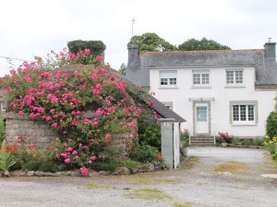 Photo for Large house in Brittany countryside