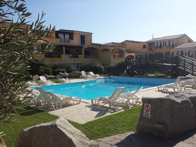 Photo for New 3 roomed apartment pools all comfort Residence Exclusive WI-FI - ALL INCLUSIVE