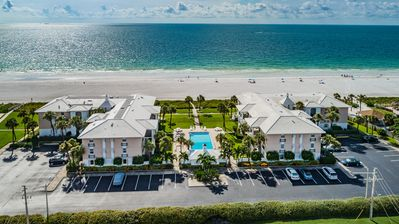 Photo for NEW TO THE VACATION MARKET!  BEACH FRONT 3 BEDROOM - MONTHLY!