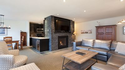 Photo for St. Andrews #302  Spacious 3 Bedroom Condo in Heart of Whistler Village