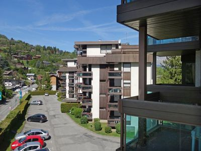Photo for Apartment in the center of Saint-Gervais-les-Bains with Lift, Parking, Internet, Washing machine (676580)