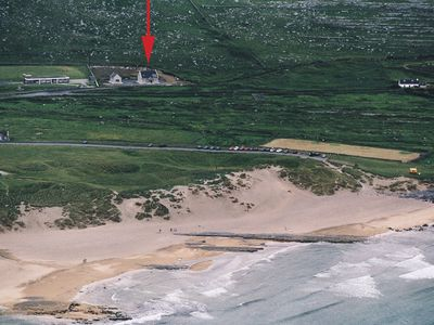 Aerial view of property in Fanore