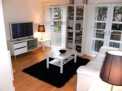 Photo for Superbly decorated newly built 2 bedroom Apartment in the heart of Paisley