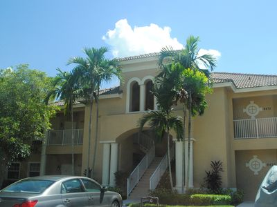 Photo for Easily Accessible First Floor Condo In PGA Village
