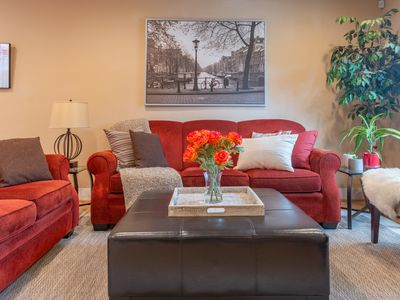 2 Master Suites ⭐️ Division/Hawthorne Dining & Shopping District