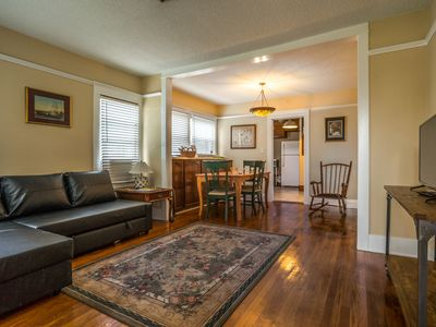 Photo for Charming 1-Bedroom Venice Bungalow with Huge Backyard