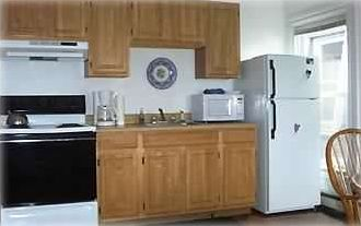 South Boston - Large eat-in kitchen sits 6. Overlooks city, water & BCEC.