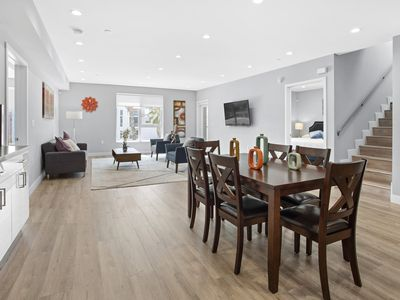 Photo for HOLLYWOOD: 99 Walk Score-4 Bdrm 2 Story PENTHOUSE!