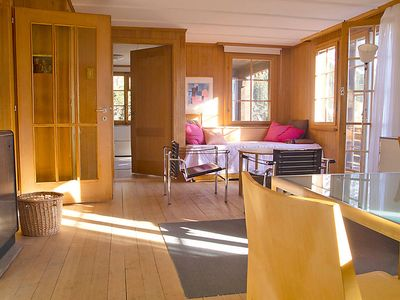 Photo for Apartment Jungfrau an der Ledi in Wengen - 3 persons, 1 bedrooms