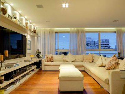 Photo for * LinkHouse * IPANEMA MAJESTIC 3-BDR / Y1-0035