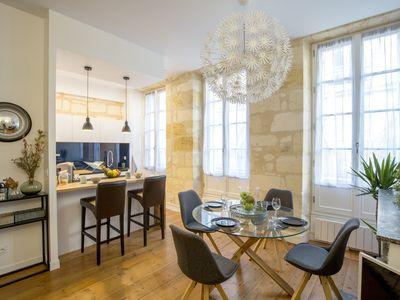 Photo for Luxury apartment in the heart of the historic center of Bordeaux