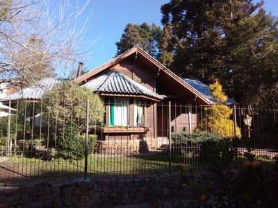 Photo for 3BR Chalet Vacation Rental in Vila Suica, RS
