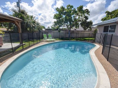 Photo for Best Getaway -6 person Brand New Jacuzzi! 1 Mile to Beach! (1 Block to Shul)