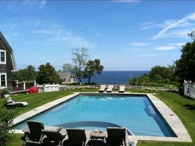 Photo for EXCEPTIONAL OCEAN FRONT HOME, PRIVATE POOL & PRIVATE BEACH FOR YOUR ENJOYMENT