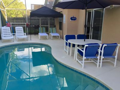 Photo for Luxury Superior 3Bd House with Private Pool@ Disney