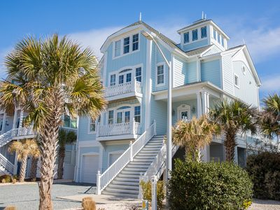 Photo for 10BR House Vacation Rental in Ocean Isle Beach, North Carolina