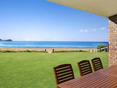 Photo for Downstairs section of Beachfront Hoouse
