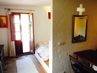 Photo for Charming studio in the heart of the Spanish countryside but still close to Ronda