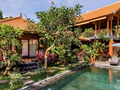 Photo for Dreamy Balinese Idyll near the Monkey Forest Sanctuary