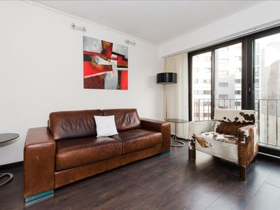 Photo for Nice apartment for 4 in 16th district close to Trocadéro and Square Victor Hugo