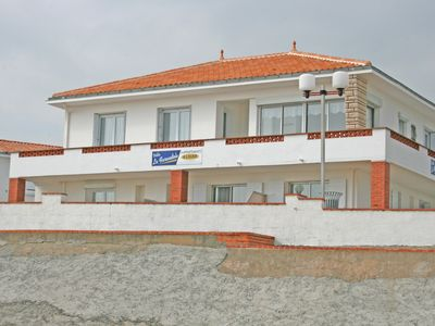 Photo for APARTMENT ON THE GROUND FLOOR CLOSE TO SHOPS AND IN FRONT OF THE SEA, ref108