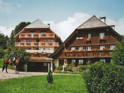 Photo for Comfortable apartment in a Black Forest house on the first floor