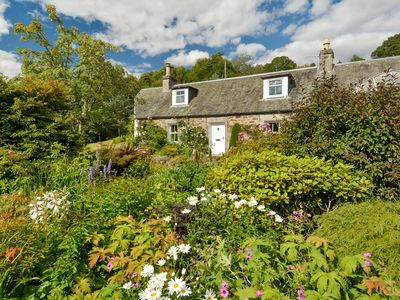 Photo for Tomnabrack Cottage Bed and Breakfast. Pitlochry, Perthshire, Scotland.
