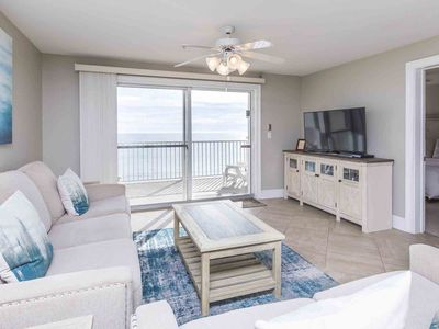 Photo for Complimentary Beach Service in Season! Unbeatable Beach Views ~ Gulf Front Condo In Destin ~ Community Pool & Grills!