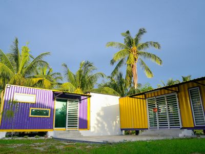 Photo for Lumut Cube Container/Cabin Stay Nearby Pangkor Island Jetty Terminal