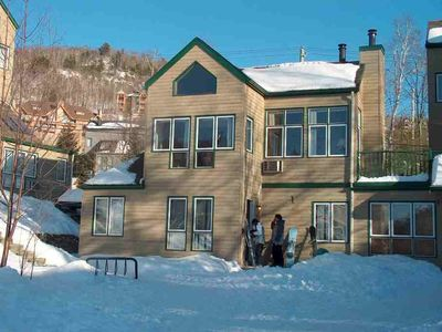 Photo for 2BR Chalet Vacation Rental in Mont Tremblant, QC
