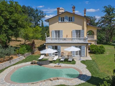 Photo for Villa Marisa In Serravalle Pistoiese - Tuscany