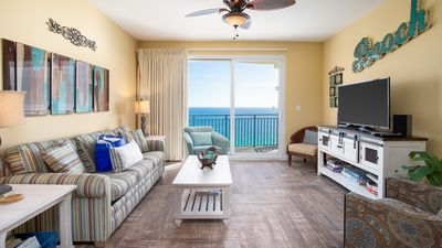 Photo for Nice Sterling Breeze Condo w Gulf Front Views!